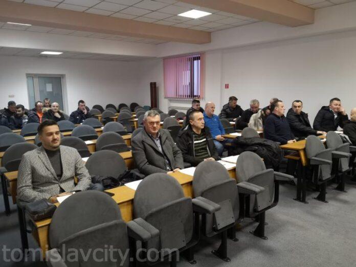 Izborna skupština Hnk Tomislav